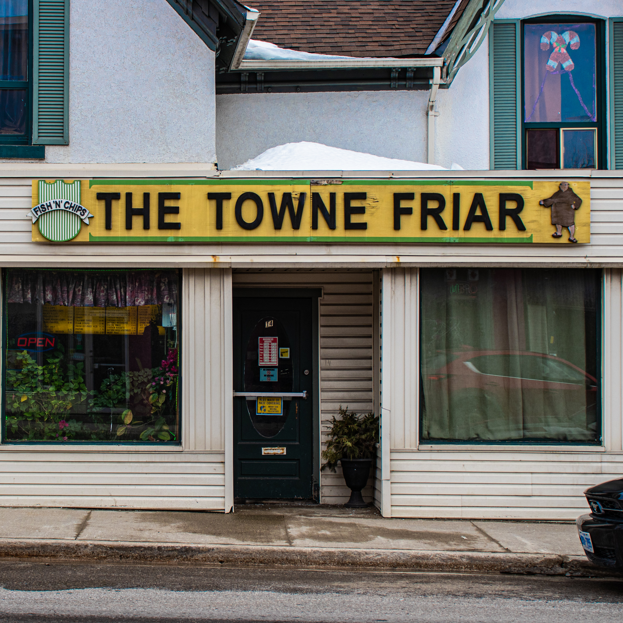 The Towne Friar