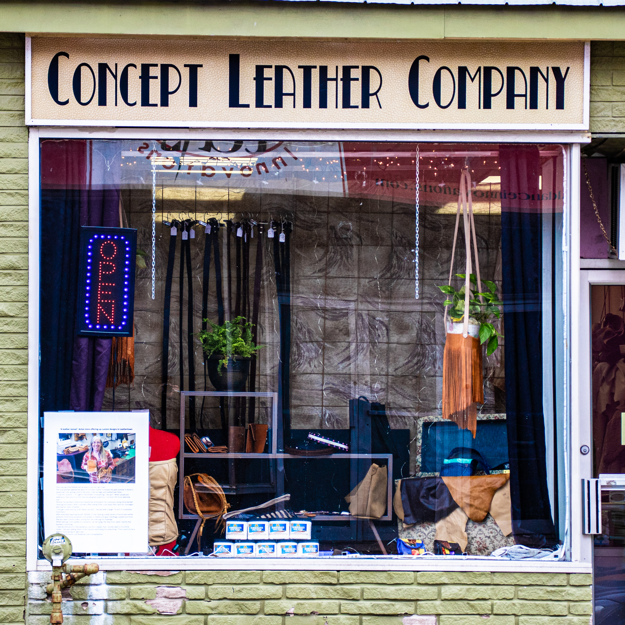 Concept Leather Company