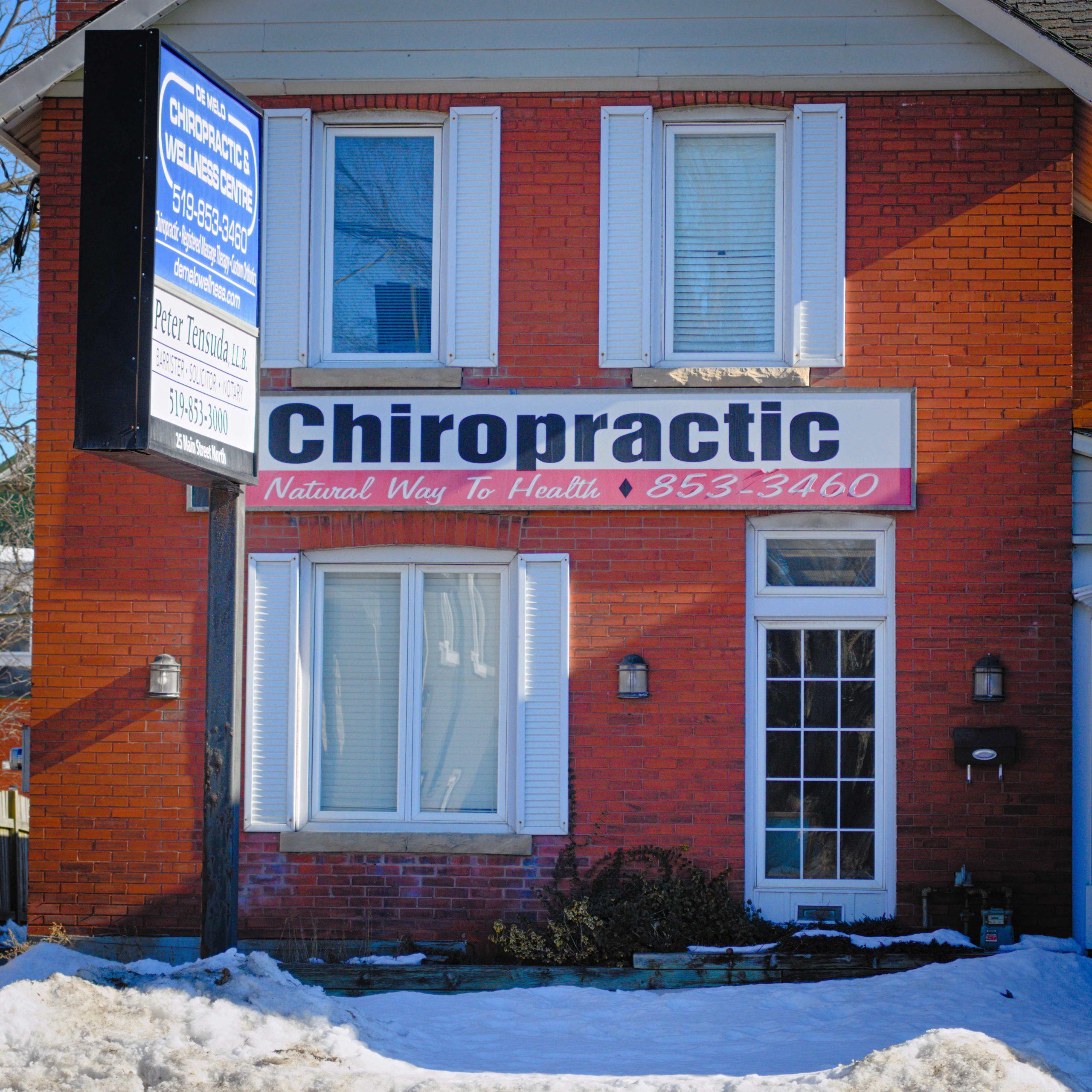 De Melo Chiropractic & Wellness Centre