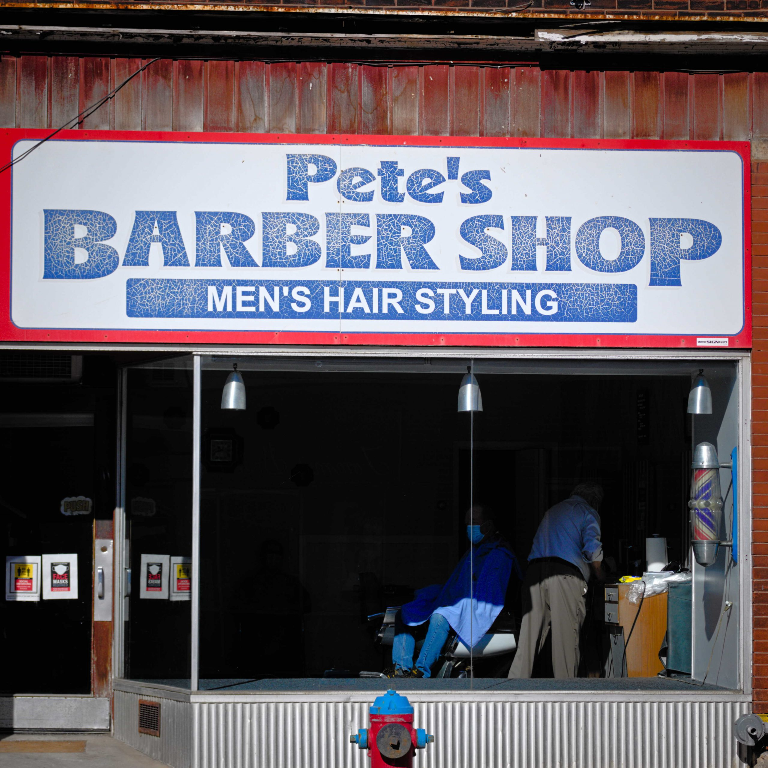 Pete's Barber & Hairstyling