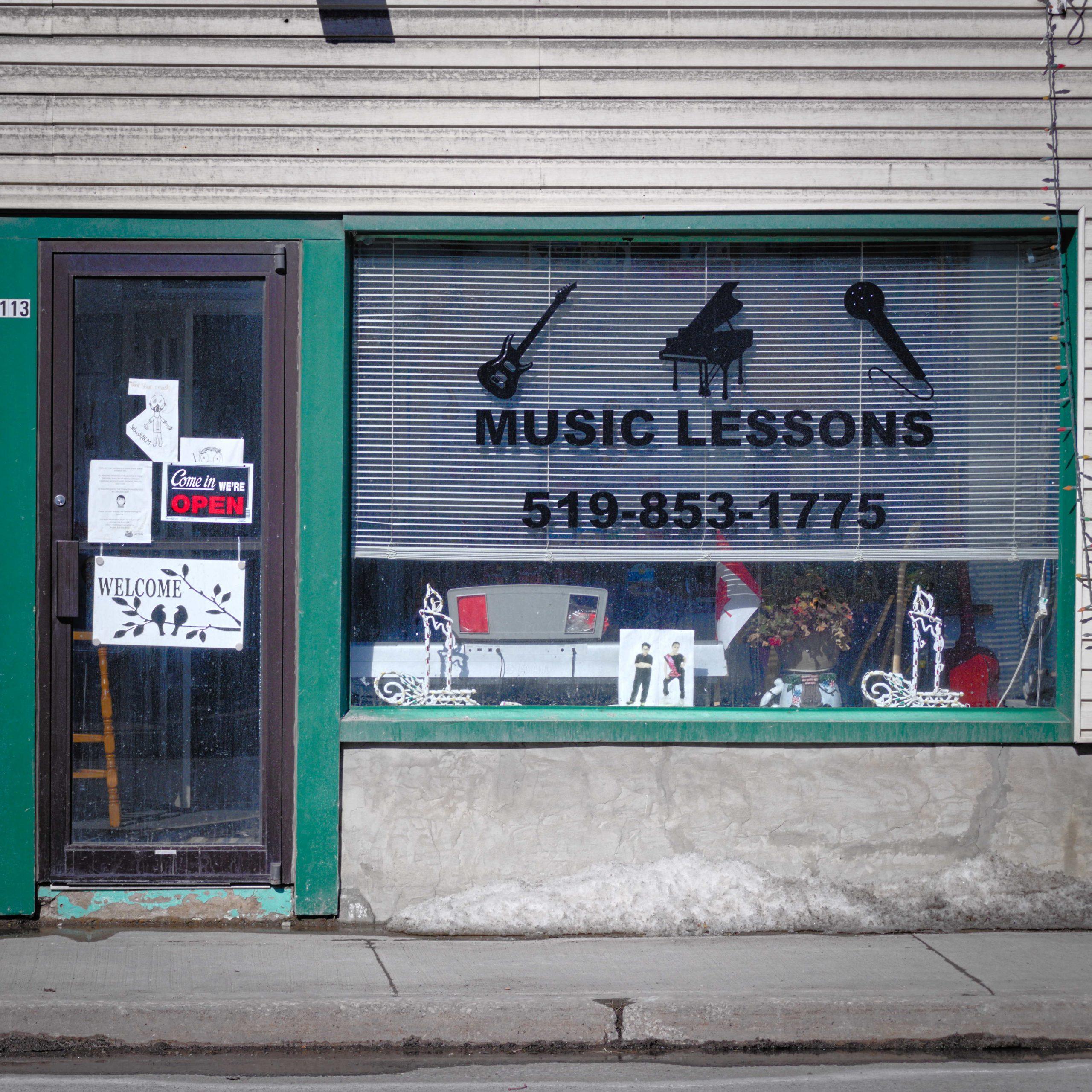 Acton Music Centre