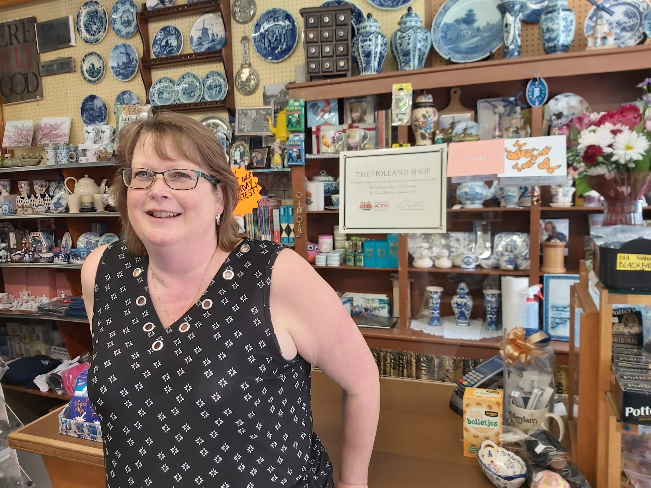 Meet the Business Owner – The Holland Shop