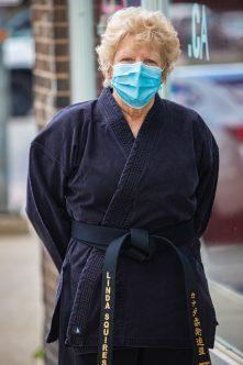 Linda Squires from Acton Jiu-Jitsu