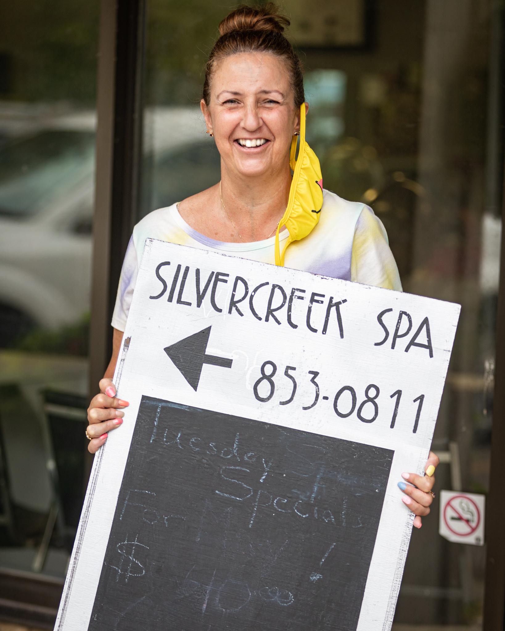 Meet the Business Owner – Silvercreek Spa